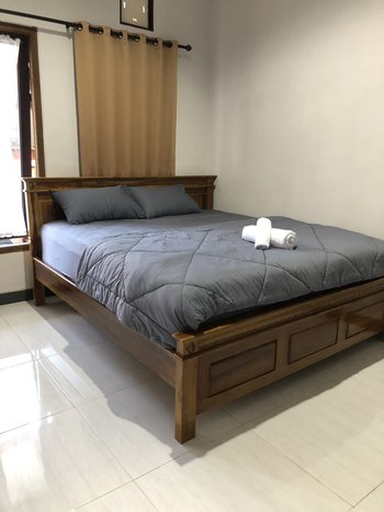 Prasada Guesthouse Canggu Bali Bali - Superior Double Room Flexible Policy Regular Plan