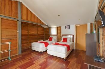 RedDoorz Syariah @ Sumur Tiga Beach Sabang Sabang - RedDoorz Twin Room AntiBoros