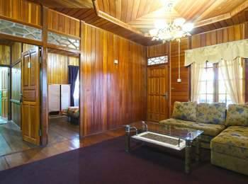 Villa Jatimas Hijau Bogor - Two Bedroom Bungalows Upper Floor Minimum 2 malam