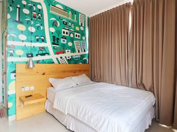 Urbana Homes Jakarta - Grand Deluxe Room Long Stay Discount