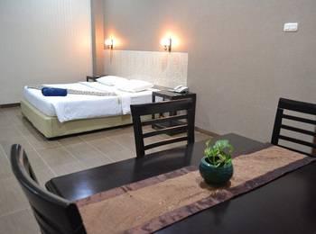 Hotel Flamengo Serang - Junior Suite Room Regular Plan