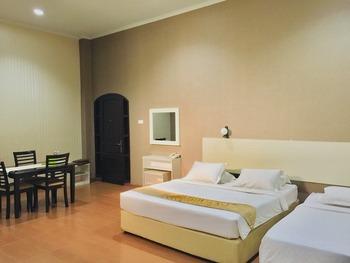 Hotel Flamengo Serang - Family Suite Room Regular Plan