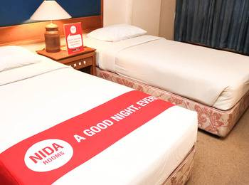 NIDA Rooms Jakarta Kramat Raya - Double Room Single Occupancy Special Promo