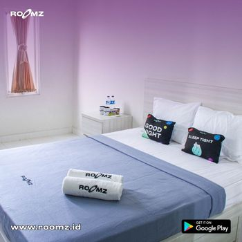Easton Park Serpong Apartment by Roomz Tangerang Selatan - Studio Room Only Regular Plan