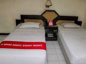 NIDA Rooms Istana Maimun Medan - Double Room Single Occupancy Special Promo