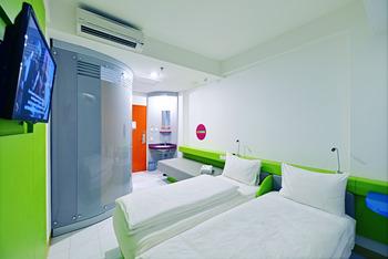 Singaraja Hotel Singaraja - Twin Room with City View Room Only Minimum Stay 2 Night