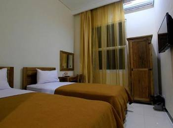 Sapphire Home Hotel Sumedang - Superior Twin Hotel Regular Plan