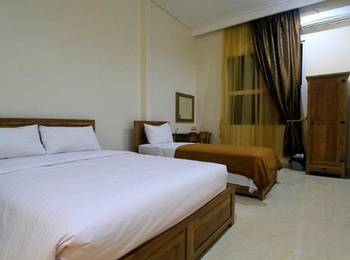 Sapphire Home Hotel Sumedang - Deluxe Twin Hotel Regular Plan