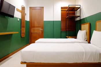 Liberta Malioboro Yogyakarta - Standard Twin Room Only Best Deal