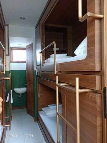 Liberta Malioboro Yogyakarta - Family Bunk Bed Room Only Best Deal
