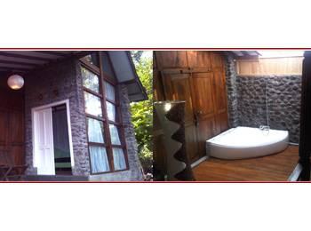 The Riverside Jogja Hotel Yogyakarta - Romantic Cottage Regular Plan