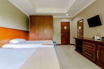 Pan Family Syariah Hotel Yogyakarta - Superior Double or Twin Room NR LM 0-3 Days 25%