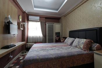 The Suites Metro Apartment By Herlan Bandung - Studio Room Regular Plan