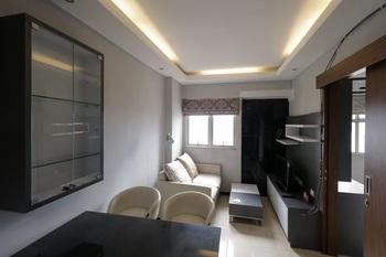 The Suites Metro Apartment By Herlan Bandung - 1  Bedroom Regular Plan