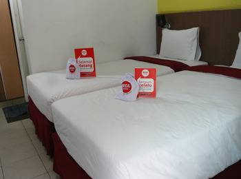 NIDA Rooms Purus 12A Padang Barat - Double Room Double Occupancy Regular Plan