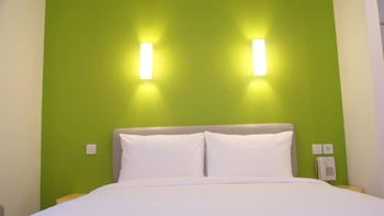Amaris Mangga Besar - Smart Room Queen Staycation Offer Room Only Regular Plan