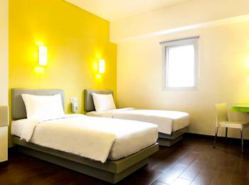 Amaris Mangga Besar - Smart Room Twin Last Minute Deal