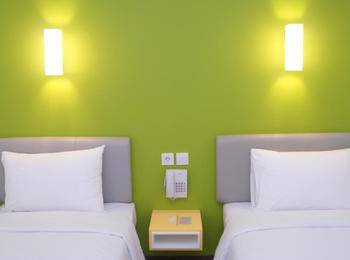 Amaris Mangga Besar - Smart Room Twin Staycation Offer Room Only Regular Plan