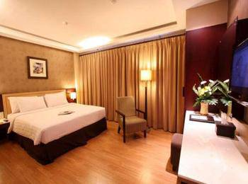 Grand Setiabudhi Bandung - Deluxe Room Only Regular Plan