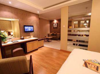 Grand Setiabudhi Bandung - Deluxe Double / Twin With Breakfast Regular Plan
