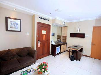 Grand Setiabudhi Bandung - Deluxe Double / Twin Room Only Minimum Stay 2 Night