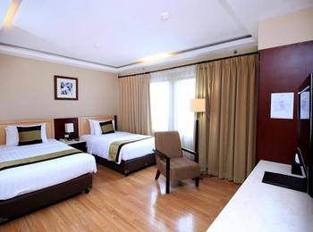 Grand Setiabudhi Bandung - Deluxe Double / Twin Room Only Regular Plan