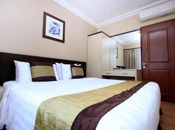 Grand Setiabudhi Bandung - Two Bedroom - Super Deluxe Regular Plan