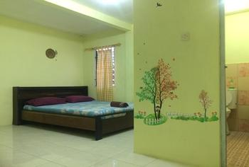 Garser Homestay Yogyakarta - Standard Double with Private Bathroom Regular Plan
