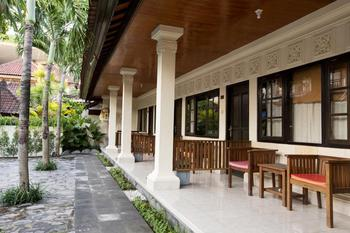 Sari Indah Cottages Bali - Standard Double Room with Fan Room Only FC Special Deal