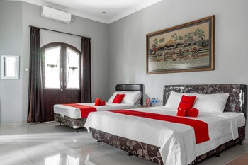 RedDoorz Syariah near RRI Malang Malang - RedDoorz Triple Room Regular Plan