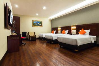 Best Western Senayan Jakarta - Family Room No Window Best Deals - 2020