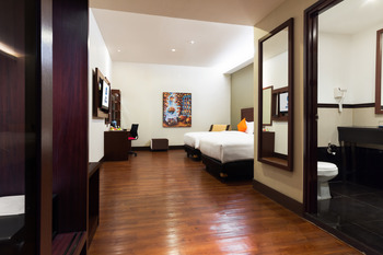 Best Western Senayan Jakarta - Executive Twin Room No Window Last Minute Deal
