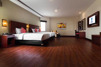 Best Western Senayan Jakarta - Family Room No Window Last Minute