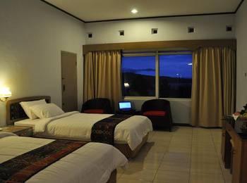 Hotel Patra Comfort Parapat Parapat - Superior Lake View Regular Plan