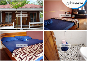 Pulman Lampion Cottage Lebak - Standard Room Regular Plan