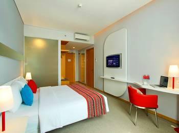 BnB Hotel Bandung Bandung - Urban Superior Room Only Regular Plan