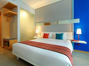Metro Indah Bandung Hotel Soekarno Hatta - Superior Room Breakfast Regular Plan