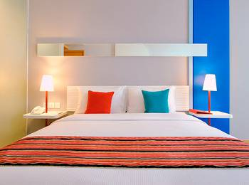 Metro Indah Bandung Hotel Soekarno Hatta - Superior Room Single Breakfast Regular Plan