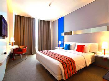 Metro Indah Bandung Hotel Soekarno Hatta - Deluxe Room Single Breakfast Regular Plan