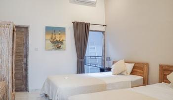 Canggu Hive Bali - Standard Twin Bedroom Regular Plan