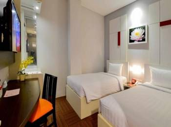 D' Hotel Jakarta - Dreams Twin (No Window) Regular Plan