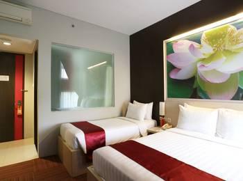 D' Hotel Jakarta - Delight or Triple room 3 Nights Promotion