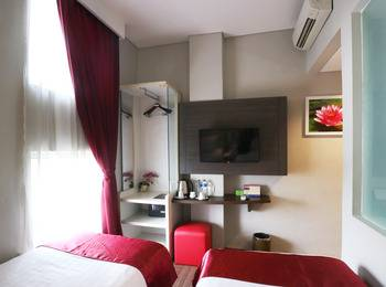 D' Hotel Jakarta - Divine Twin Room 3 Nights Promotion