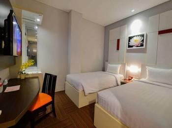 D' Hotel Jakarta - Dreams Twin No Window Room Only Regular Plan