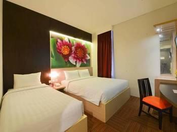 D' Hotel Jakarta - Delight or Triple room Regular Plan