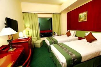 Hotel Sentral Jakarta - Superior Twin Regular Plan