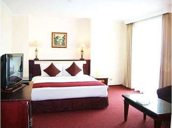 Hotel Sentral Jakarta - Executive Junior Suite Regular Plan