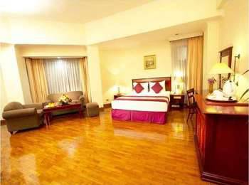 Hotel Sentral Jakarta - Executive Suite Regular Plan
