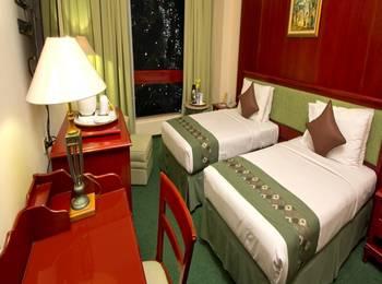 Hotel Sentral Jakarta - Superior Twin Room Only Regular Plan