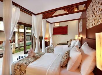 Lumbini Luxury Villas and Spa Bali - 4 Bedroom Suite Pool Villa Flash Sale
